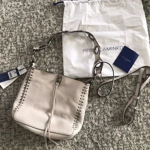 Soft leather Minkoff purse
